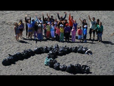 Fuerza Chile! Unidos por Aguas Limpias