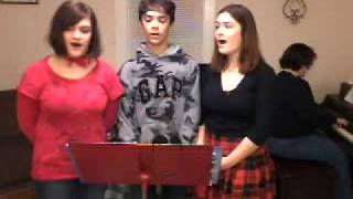 Maine Christmas Song