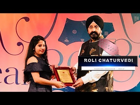 ROLI CHATURVEDI | FASHION DESIGNER |  FASHION STREET