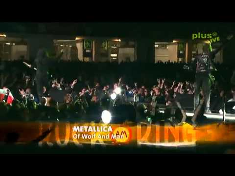 Metallica - Of Wolf And Man (Live @ Rock Am Ring, 2012)