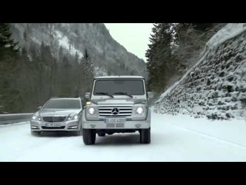 Mercedes-Benz.tv: TV spot  Sunday driver