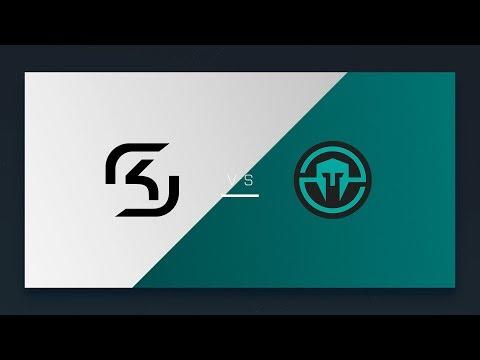 CS:GO - SK vs. Immortals [Train] Map 2 - NA Day 3 - ESL Pro League Season 6