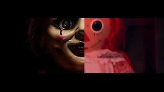 La verdadera historia de Anabel la muñeca poseida