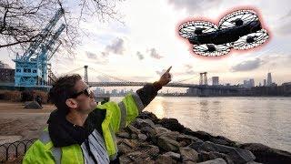 the DJi KiLLER FOLDING DRONE
