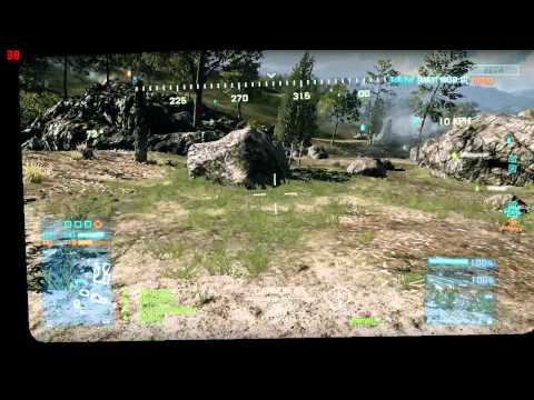 Battlefield 3 BETA  Caspian Border part1 LAV-AD