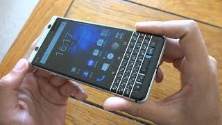 Blackberry KEYone Keyboard Review!