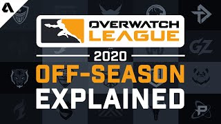 Overwatch League 2020 Off-Season Guide - New Players, New Rosters Explained