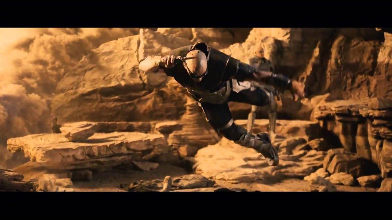 Фильм Риддик 3D смотреть онлайн 2 13 бесплатно