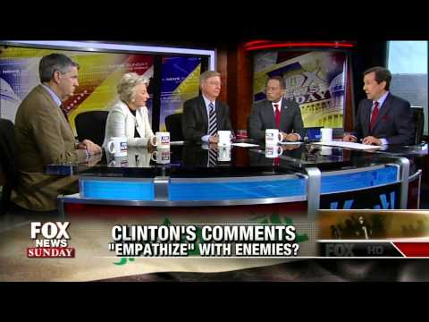 Hillary Clinton Backer Jane Harman Questions Her Suggestion We 'Empathize' With Our 'Enemies'
