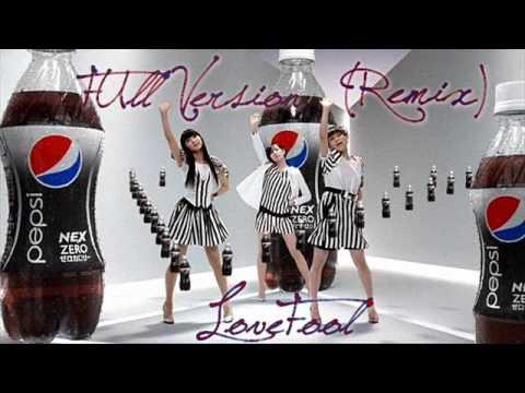 Imagem da capa da música Lovefool de Perfume