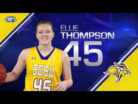 Women's Basketball -  Denver at South Dakota State Post-Game Recap