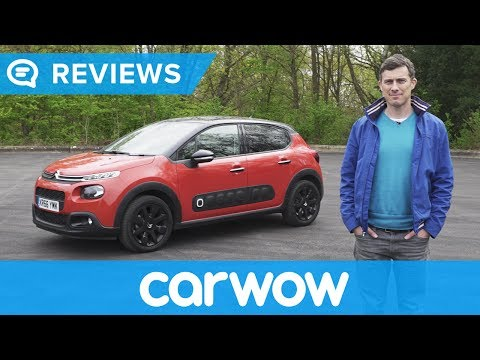 Citroen C3 2017 in-depth review   Mat Watson Reviews