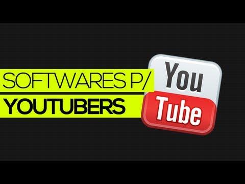 Quais programas um YouTuber precisa ter no PC? (dicas)