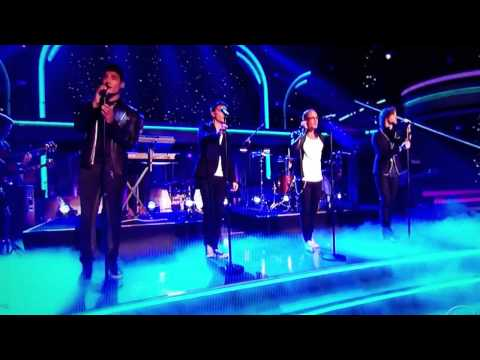 The Wanted || Dancing With The Stars