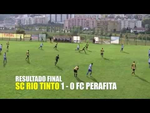SC Rio Tinto vs FC Perafita 2014/15