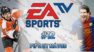 EA SPORTS TV - prvn nvod k FIFA Ultimate Team