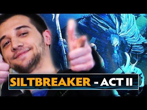 FINALLY !! 10k Arteezy trying to win SILTBREAKER ACT II - Dota 2