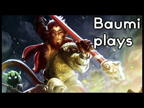 Dota 2 | THIS HEROES ULTIMATE IS INSANE!! | Baumi plays Monkey King