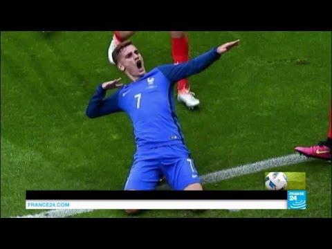 EURO-2016 : Antoine Griezmann désigné meilleur joueur de la compétition par l'UEFA - PORTRAIT