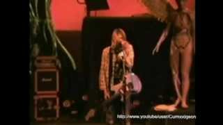 Kurt Cobain - Different Vocals