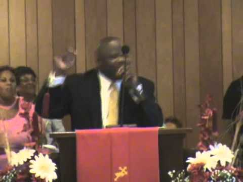 "Bertrand Bailey singing "" Sunday Morning "" at Mt. Moriah"