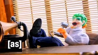 The Arkham Redemption | Robot Chicken | Adult Swim
