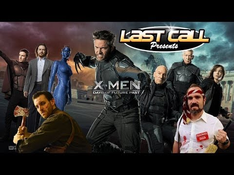 X-Men: Days of Future Past Movie Review (Last Call Reviews)