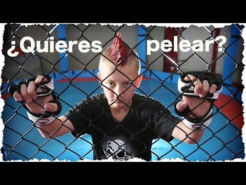 Los Niños Luchadores #CortoDocumentales