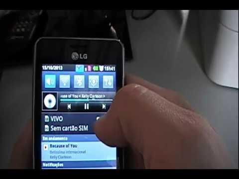 Review Celular LG Optmus L3 E405f