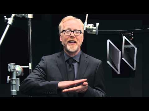 Mythbusters testē Gorilla Glass