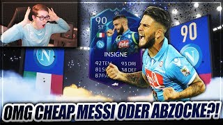FIFA 19: ⛔️ACHTUNG ABZOCKE!?⛔️ TOTGS INSIGNE SBC 😱😱 FIFA 19 Ultimate Team (Deutsch)