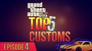 GTA 5 Paint Jobs - Ironman, Seahawks, and Electric! Paint Jobs Top 5 Customs (GTA 5 Rare)