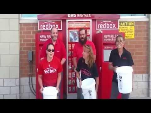 Redbox #ALSIceBucketChallenge