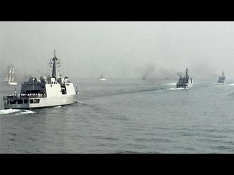 International Fleet Review 2016: India showcases naval might