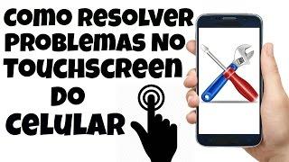 Como fazer reparos no Touchscreen do Smartphone (Tempo de resposta do touchscreen mais rápido)