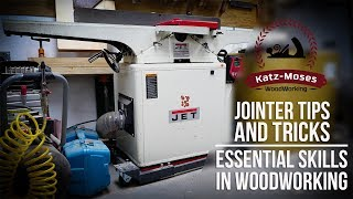 Essential Woodworking Skills - The Jointer