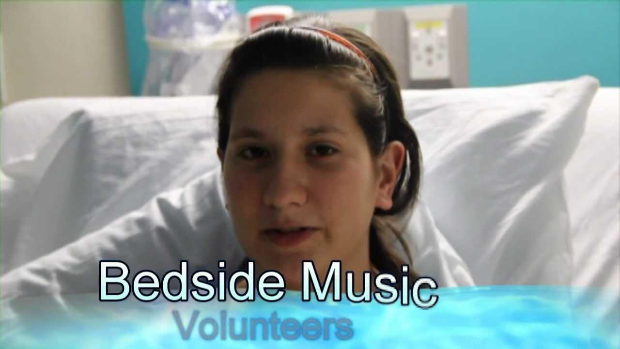Bedside Buddy Bedside Buddy Music Volunteer
