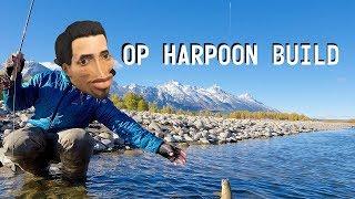 FALLOUT 4 OP HARPOON GUN BUILD