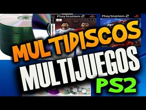 TUTORIAL COMO CREAR MULTIDISCOS DE PS2 | SEGUNDA FORMA |