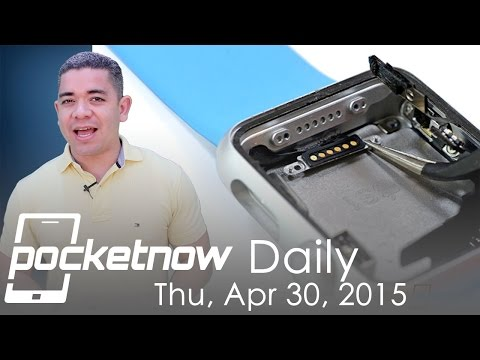Apple Watch component costs, Project Fi app, HTC Camera & more - Pocketnow Daily