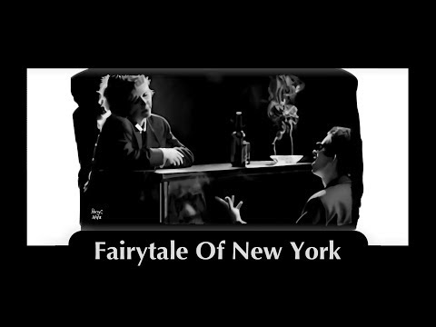 Drawing Fairytale Of New York (Kirsty MacColl and Shane MacGowan) MP3