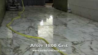 Marble Floor Polishing in Los Angeles