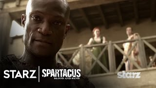 Spartacus | Blood and Sand - Doctore | STARZ