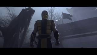 XXXTENTACION - KING OF THE DEAD / MORTAL KOMBAT 11 TRAILER