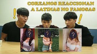 [Coreanas Latinas] Coreanos reaccionan a nuestros suscriptores