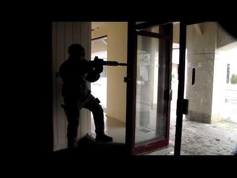 Airsoft War MP5 M4