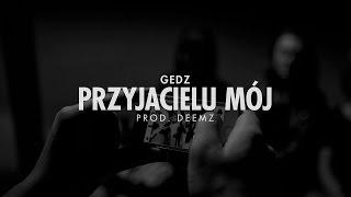 Gedz - Przyjacielu Mój (feat. Paluch) prod. Deemz