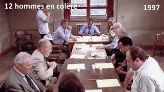 12 hommes en colère 1997 (12 angrymen) - Téléfilm réalisé par William Friedkin