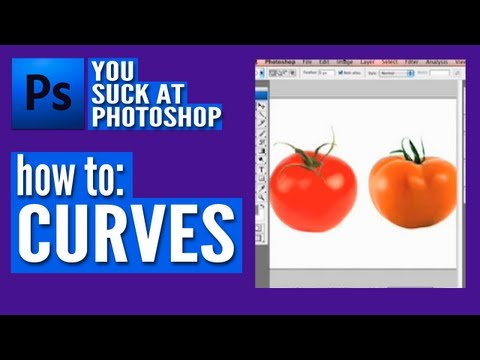 You Suck at Photoshop - Curves