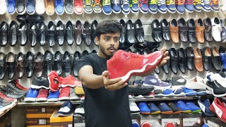 Shoes wholesale market |Starting ₹50  |Shoes market delhi |Rider Shoes ! Ballimaran shoes